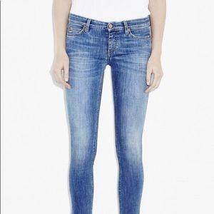 M.i.H. Breathless Low-Rise Skinny Jean